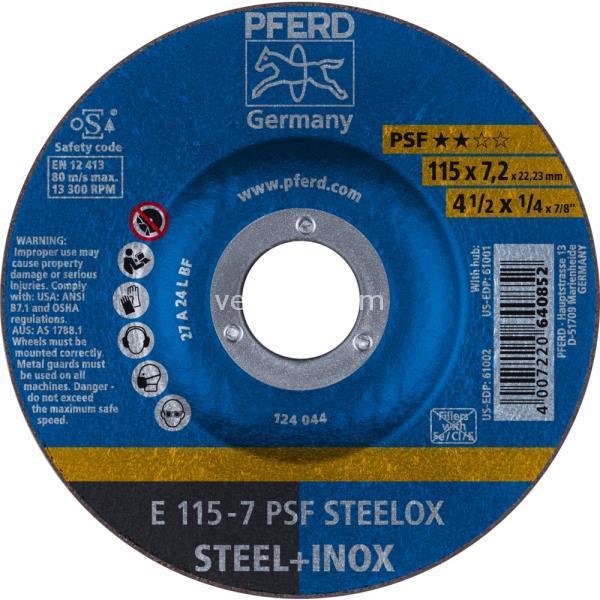 Immagine di E115-7 A24 L PSF STEELOX/22.23
